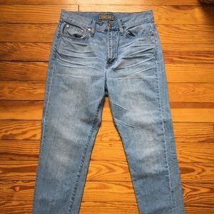 J Crew Point Sur Vintage Wash Jeans Size 29